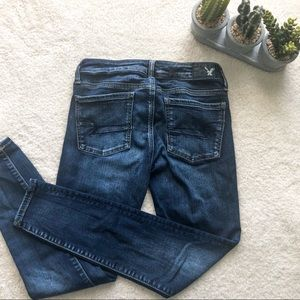 American Eagle Outfitters Jeans - American Eagle | Superlow Rise Jeggings